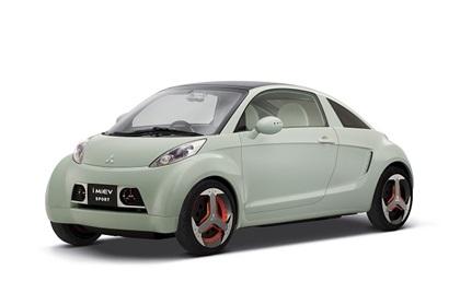 2007 Mitsubishi i-MiEV Sport