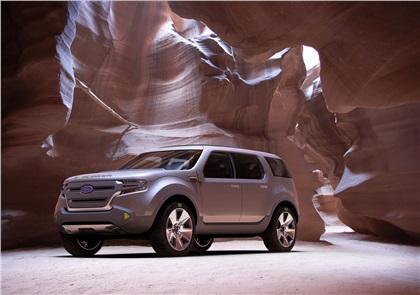 2008 Ford Explorer America