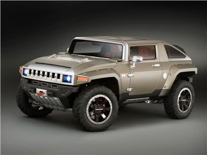 2008 Hummer HX