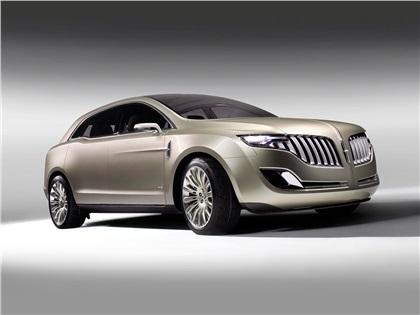 2008 Lincoln MKT