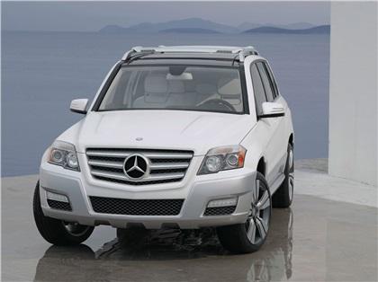 2008 Mercedes-Benz Vision GLK Freeside