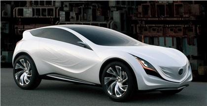 2008 Mazda Kazamai