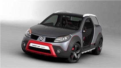 2008 Renault Sand'up