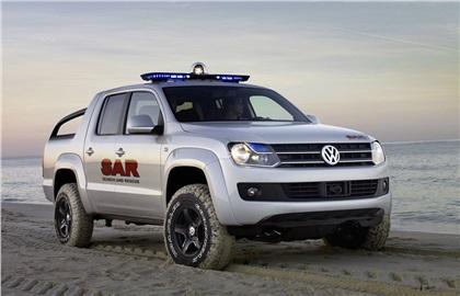 2008 Volkswagen Pickup Concept