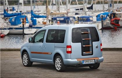 2008 Volkswagen Caddy Topos Sail