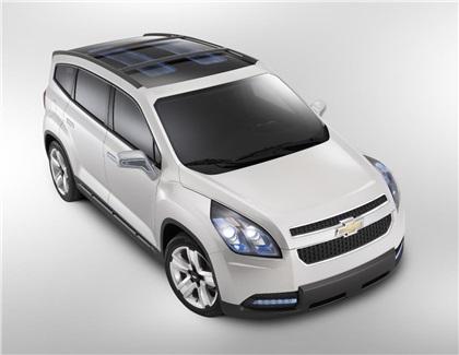 2008 Chevrolet Orlando