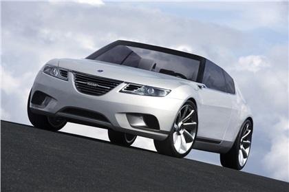2008 Saab 9-X Air