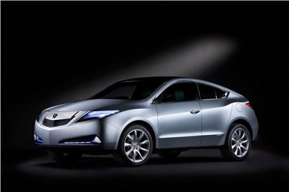 2009 Acura ZDX