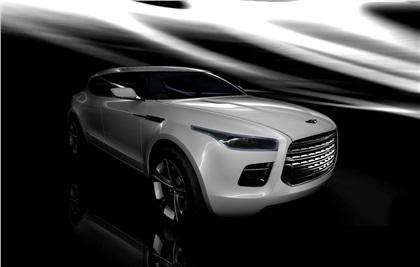 2009 Aston Martin Lagonda