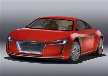 2009 Audi e-tron concept