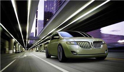 2009 Lincoln Concept С