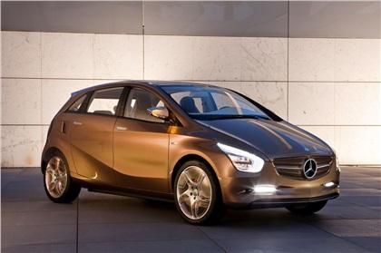 2009 Mercedes-Benz BlueZero E-Cell Plus