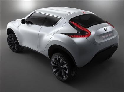 2009 Nissan Qazana Concepts