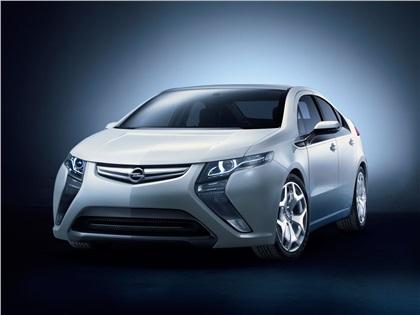 2009 Opel Ampera