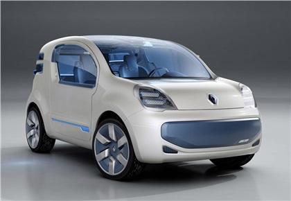 2009 Renault Kangoo Z.E. Concept