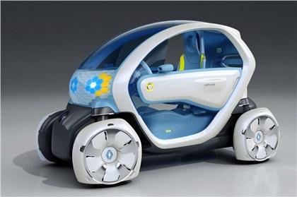 2009 Renault Twizy Z.E. Concept