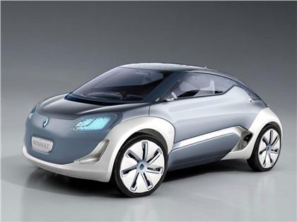 2009 Renault Zoe Z.E. Concept