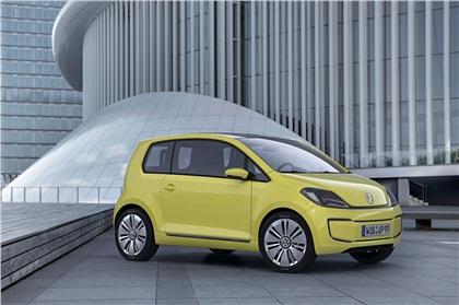 2009 Volkswagen E-Up!