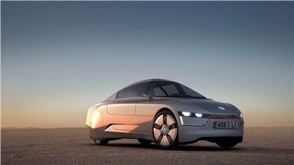 2009 Volkswagen L1 Concept