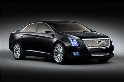 2010 Cadillac XTS Platinum