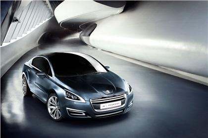 2010 Peugeot 5 by Peugeot