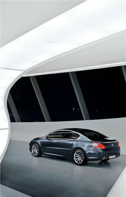 2010 Peugeot 5 By Peugeot Concepts