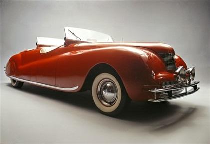 1940 Chrysler Newport Phaeton