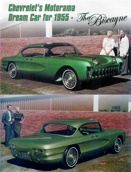 Chevrolet Biscayne, 1955