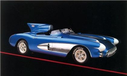 Chevrolet SR-2, 1956