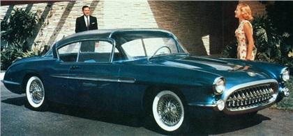 Chevrolet Impala Show Car, 1956