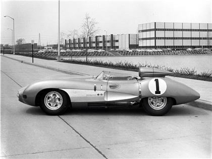 Chevrolet Corvette SS, 1957