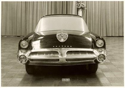 1957 Lincoln Typhoon