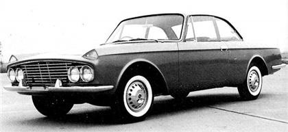 1961 Toyota Toyopet X