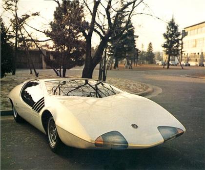 1969 Toyota EX-III