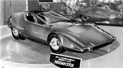 1970 Nissan 270X