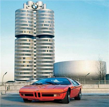 1972 BMW Turbo (Michelotti)