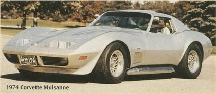 1974 Chevrolet Mulsanne Showcar