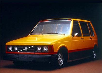 1977 Volvo NY Taxi (Coggiola)