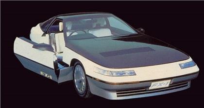 1983 Toyota FX-1