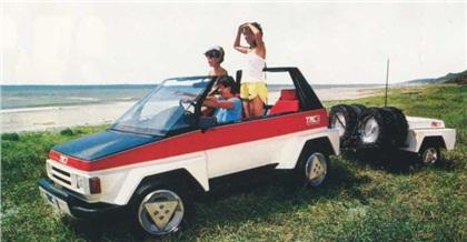 1983 Toyota TAC3