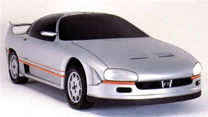 1985 Subaru F-9X
