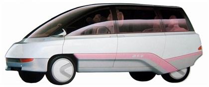 1987 Subaru BLT