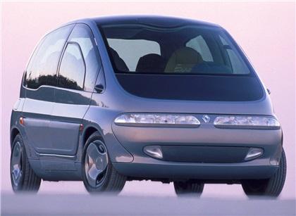 1991 Renault Scenic (Coggiola)