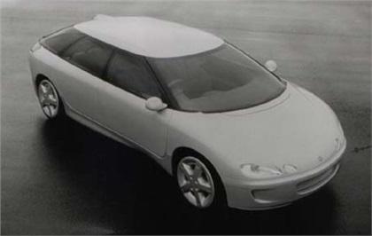 1993 Subaru Sagres