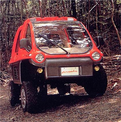 1995 Toyota Moguls