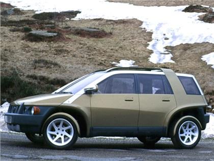 1996 Ford Alpe (Ghia)