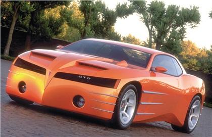 1999 Pontiac GTO