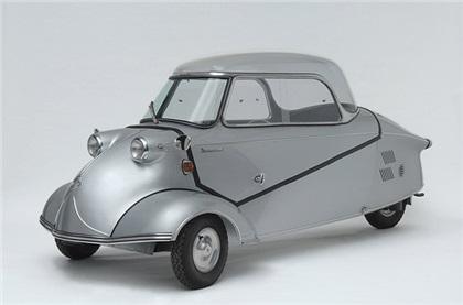 Messerschmitt Kabinenroller (1955): С небес на землю