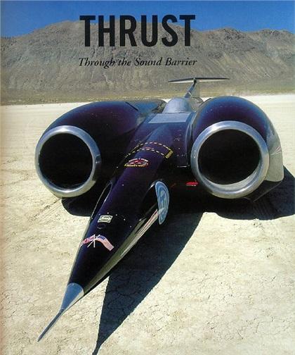 Thrust SSC (1997): Атака на сверхзвук