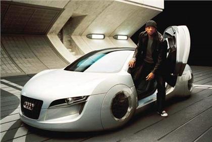 Audi RSQ: Я, робот